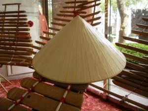 ノンラーとベトナム古典楽器