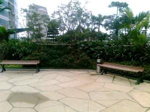 Keangnam Hanoi Landmark Tower4階広場スペース4