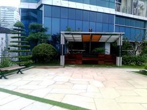 Keangnam Hanoi Landmark Tower4階広場スペース5