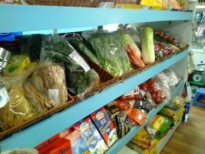 野菜もあります