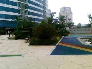 Keangnam Hanoi Landmark Tower4階部分遊戯スペース
