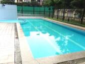 大人もしっかり泳げるプール
