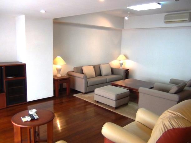 Sun Red River3ベッドルーム(181㎡)リビングルーム