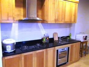 清潔感溢れるキッチン