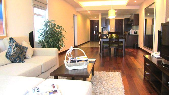 Fraser Suites 2ベッドルーム