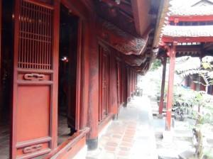 孔子廟の入り口