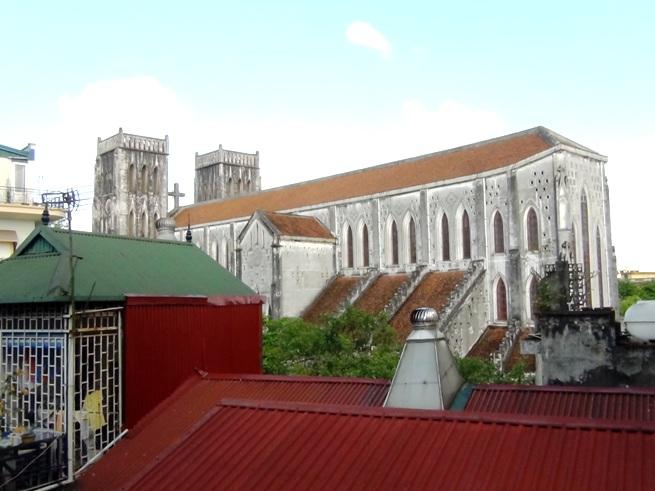 ハノイ大教会「セントジョセフ教会」