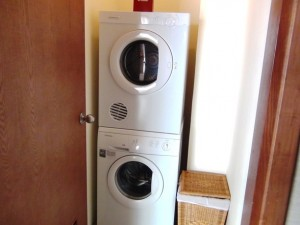洗濯機と洗濯乾燥機は標準装備です