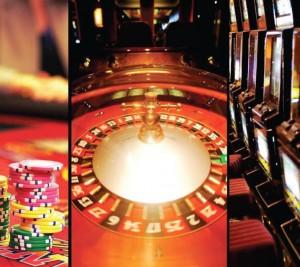 敷地内にあるカジノ