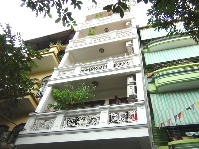Tran Phu Apartment【新築】の建物の全容