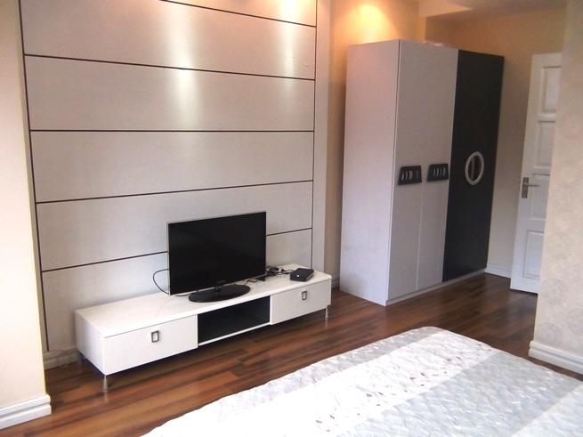 主寝室の収納