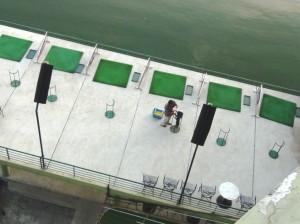ゴルフがお好きな方にはたまらない環境ですね