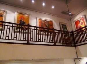 「Viet Fine Arts」画廊の中の風景5