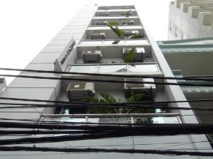 新築サービスアパート「Tran Suites」の全容