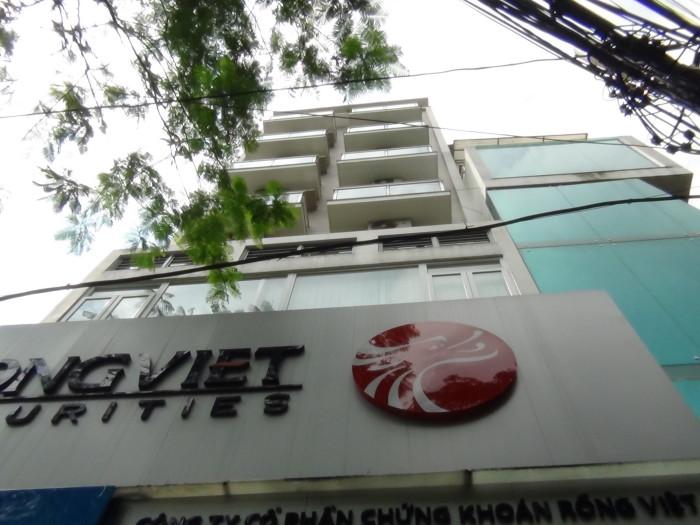 「2C Thai Phien通り」建物の全容