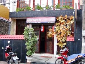 日本食レストラン「NEW SAKE」【110 Linh Lang;04-3211-5378】