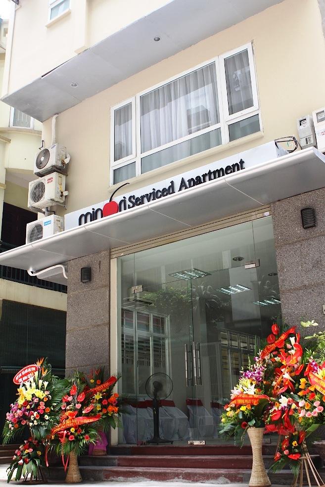 MINORI Service Apartmentの全容(Openingセレモニーにて)