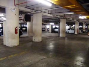 駐車場スペースも確保できます