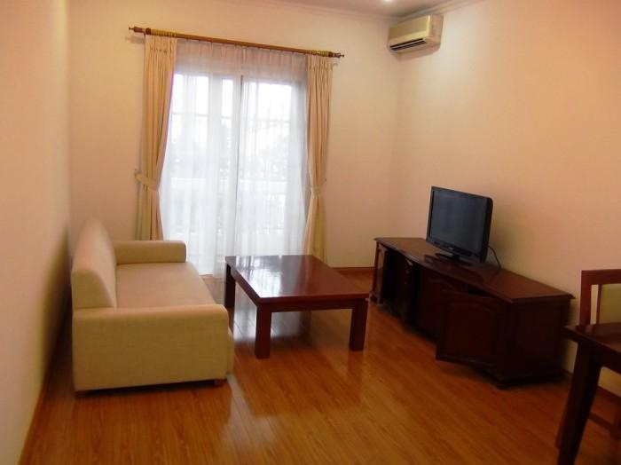 1ベッドルームのリビングスペース(54㎡)