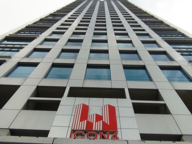 新築オフィスタワー「ICON4」の全容