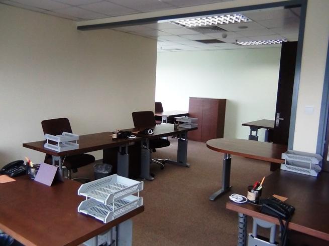 46㎡の広いオフィススペース