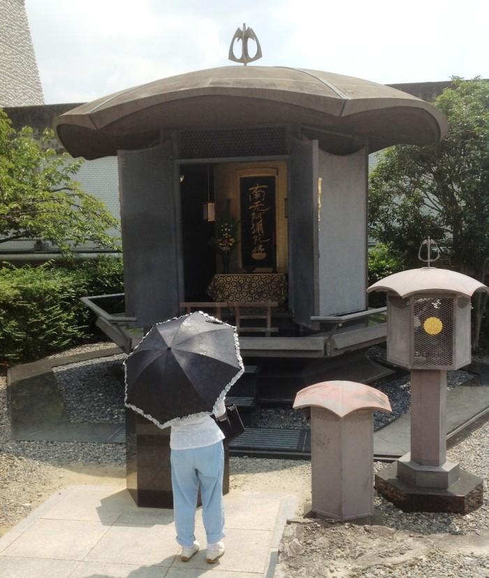 「おかん、今度は悲願の富士山経由の靖国参拝、連れったるわな」