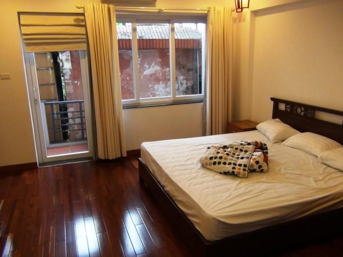 8畳を超えるベッドルームが2部屋あります