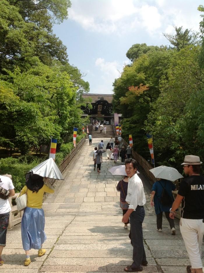 京都にある大谷本廟へお参りに行ってきました