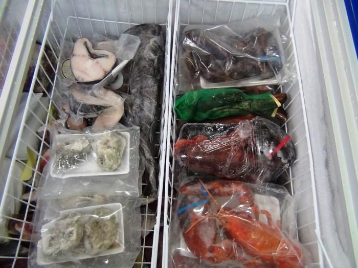 カナダ産のロブスターから牡蠣まで新鮮なまま手に入ります