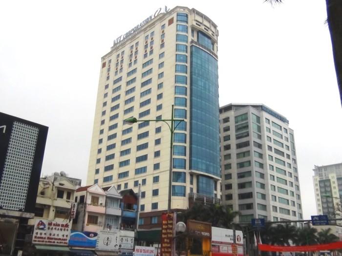 Kim Ma通りを睥睨しながら2008年より営業を続けてきたVIT Tower
