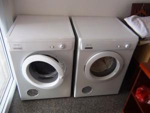 6階にある共用の乾燥機