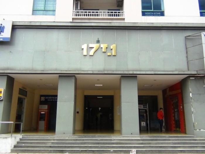 17T-1正面玄関