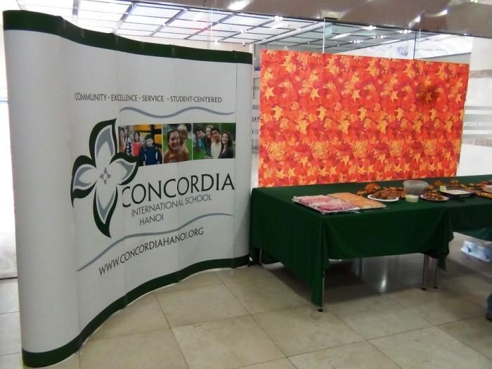 「CONCORDIA INTERNATIONAL SCHOOL HANOI(コンコルディアインターナショナルスクールハノイ)」の感謝祭