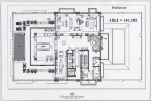 ペントハウス(740.8㎡)