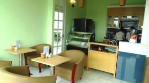 6階カフェ