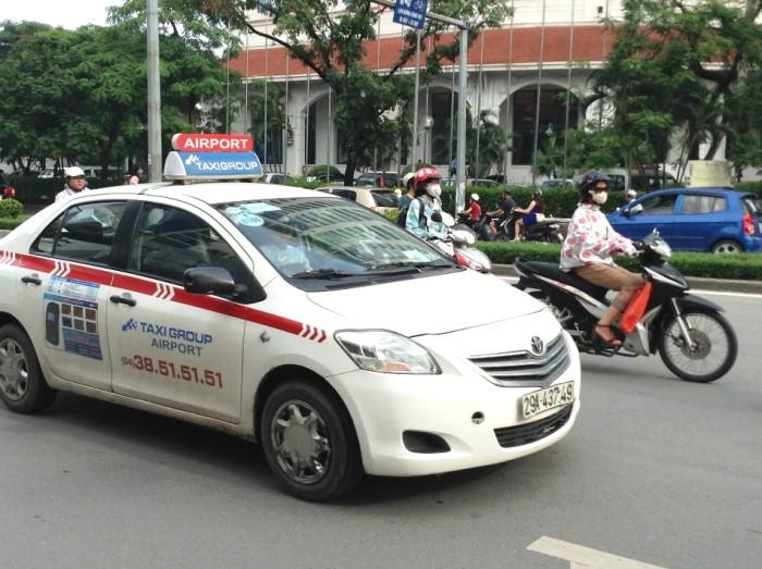タクシーグループ