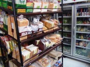 やっぱりパンはJomaだね・・・ちょっと薄いスライスが残念ですが