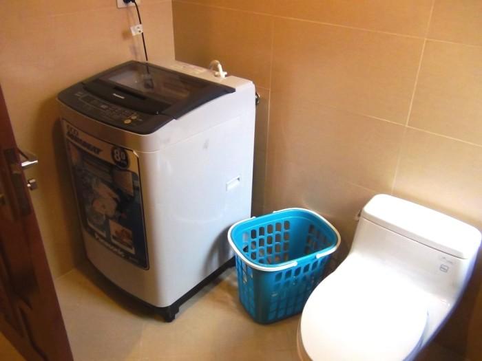 日本人は洗濯スピードが速い日本製洗濯機が合っていますね