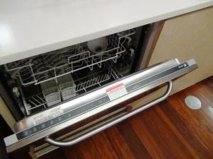 食器洗浄機も標準装備です