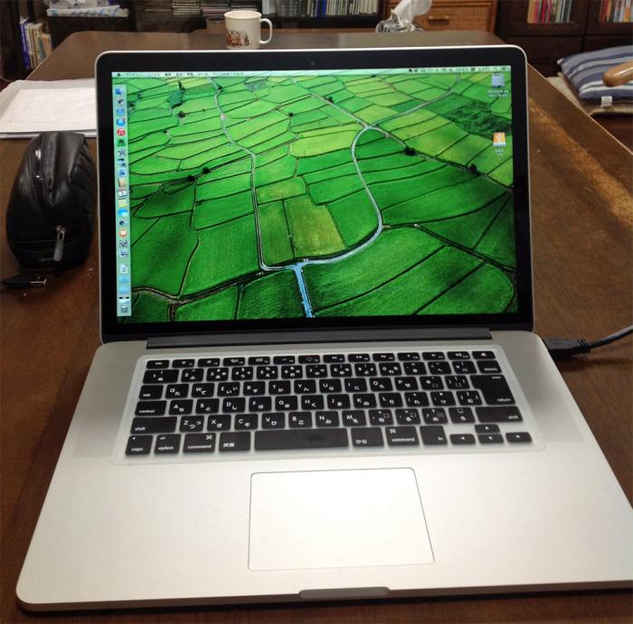 「時間」を作る為に購入したMac Book Pro