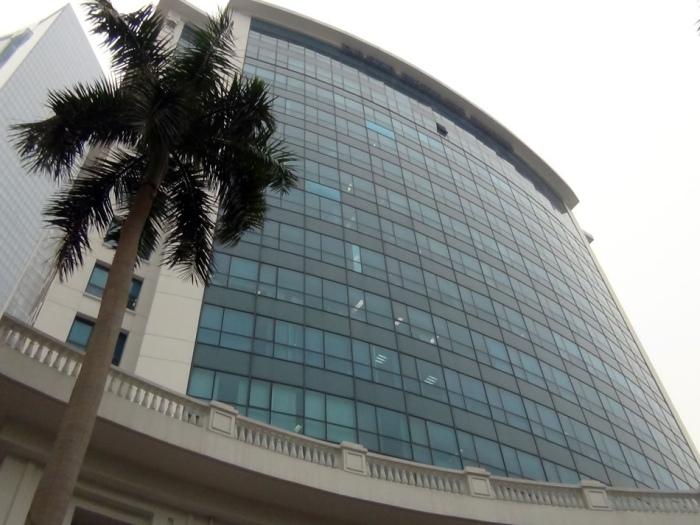 Daeha Business Centerの全容