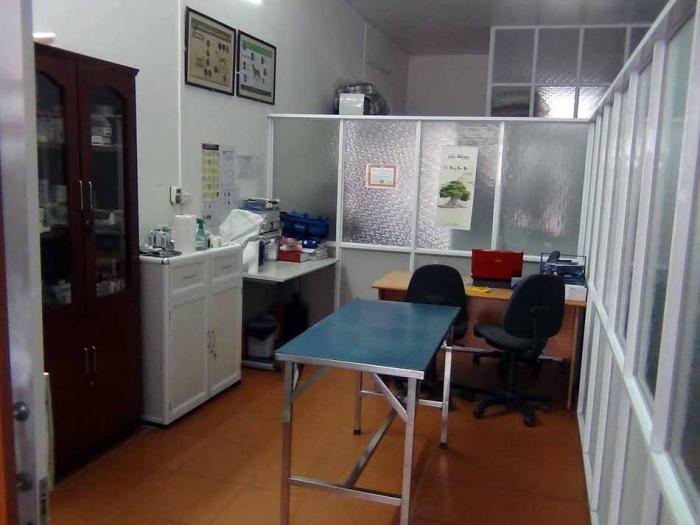 動物の診察室