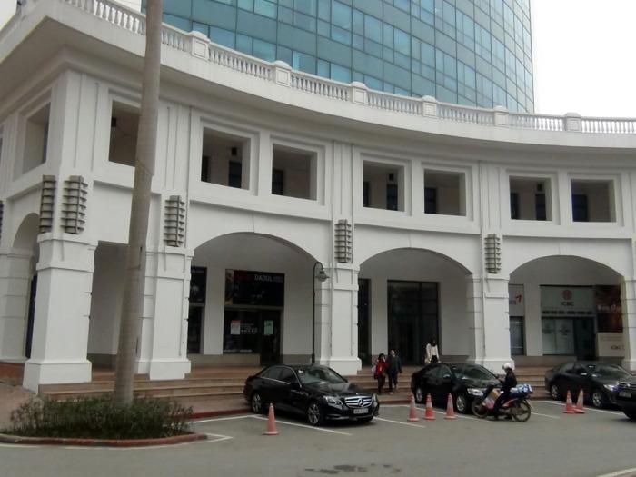 同じ敷地にDaewoo Hotelがあります
