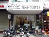 日本をこよなく愛するベトナム人アパート経営者Tranさんのサービスアパート1階に安南パーラーはあります