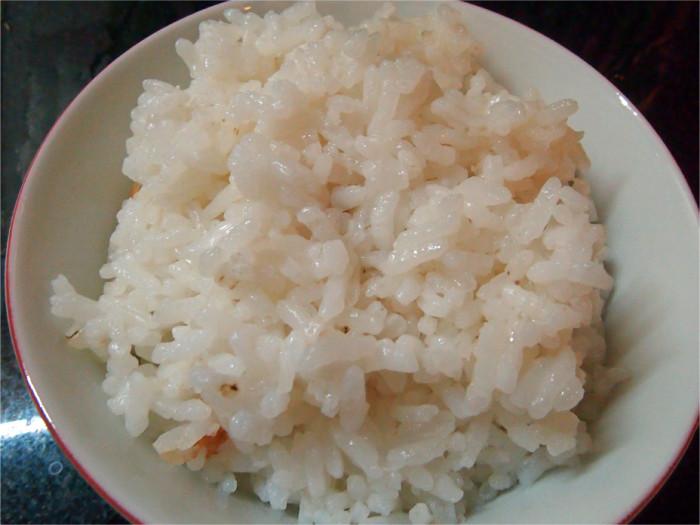 7分づき米を炊いてみました(By  花ちゃん)