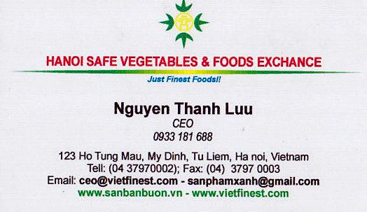 会社の若きCEO「Luu」さんが「食の安心」の提供に情熱を注ぎ込んでいます