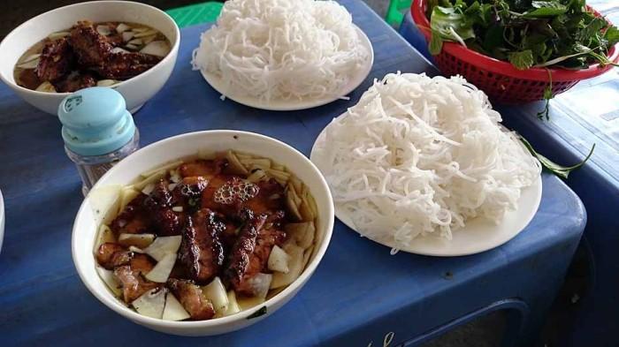 Dang母さんのBun Chaです「20年間味をキープしてきました」