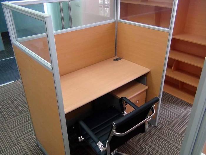 集中して事務処理をするのにもってこいの「オフィススペース」