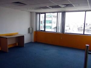 オフィススペースの様子