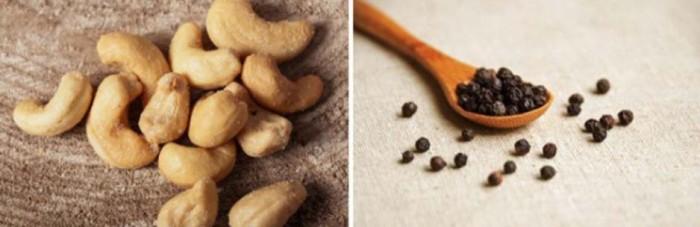 カシューナッツ輸出は9年、コショウ輸出はなんと14年連続世界一(VIET JOの記事より)